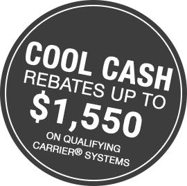 Save with Cool Cash Rebates